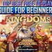 Best Free to Play Guide Rise of Kingdoms