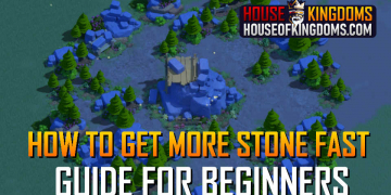How to Get More Stone Fast Rise of Kingdoms Guide