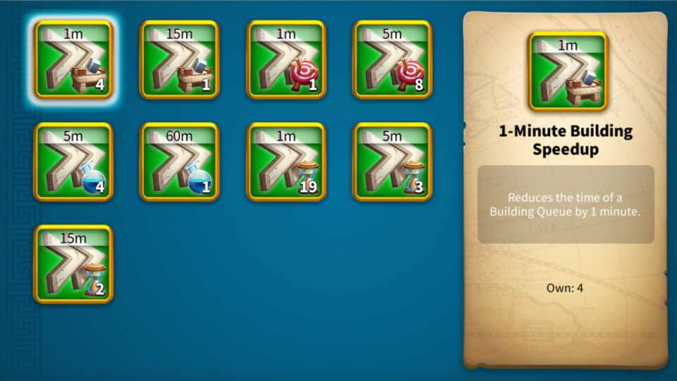 How to Use Speedups Rise of Kingdoms