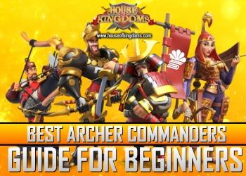 Best Archer Commanders ROK Guide