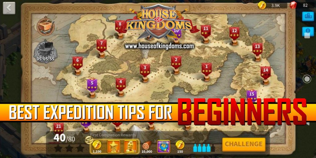 Best Expedition Tips for Beginners Rise of Kingdoms