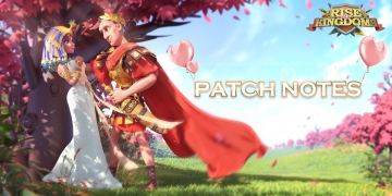 ROK Patch Notes 1.0.30 Sweet Valentine's