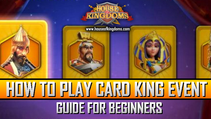 Card King Event ROK