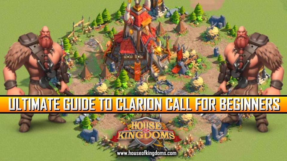 Clarion Call Guide ROK
