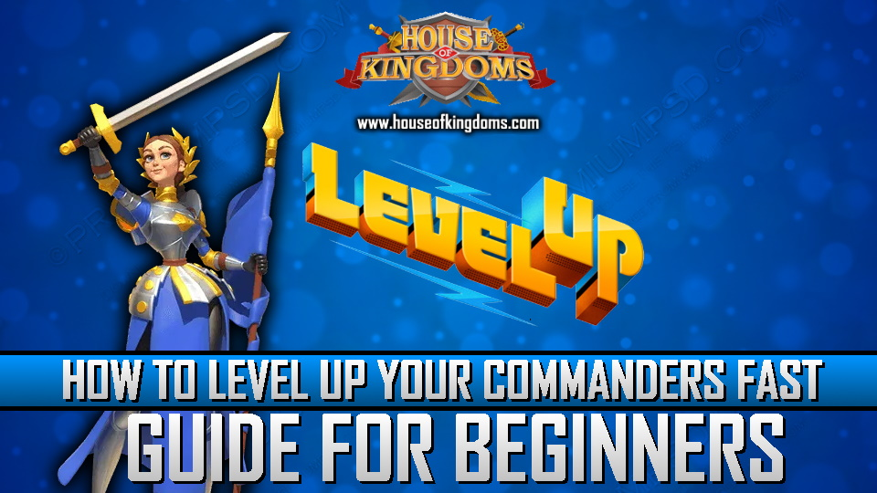 How to Level Up Your Commanders Fast