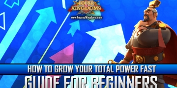 Total Power Rise of Kingdoms