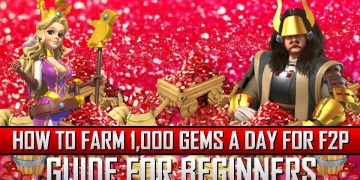 How to Farm Gems Rise of Kingdoms
