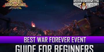 Best War Forever Event ROK Guide