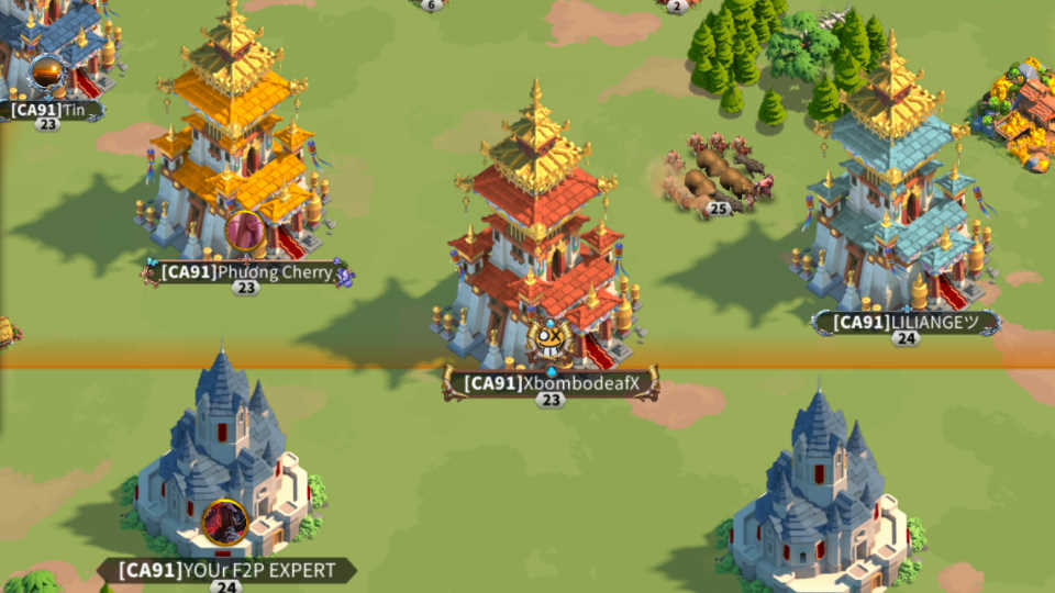 City Bomb Rise of Kingdoms Guide
