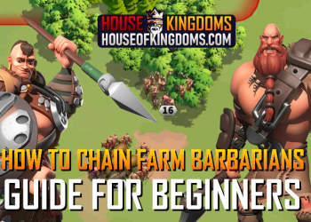 How to Chain Farm Barbarians Rise of Kingdoms Guide