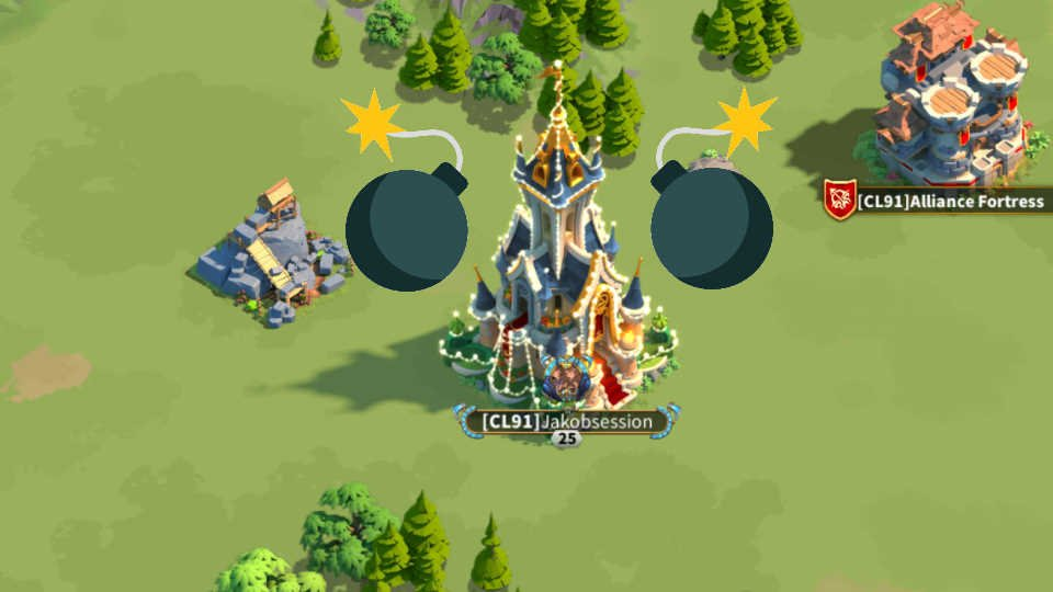 How to City Bomb Rise of Kingdoms Guide