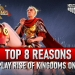 Reasons to Play Rise of Kingdoms on PC