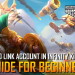 How to Link Account in Infinity Kingdom
