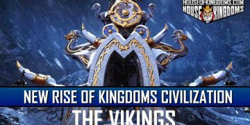 Rise of Kingdoms The Vikings Update