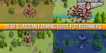 Best Guardian Farming Guide for Beginners Rise of Kingdoms