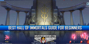 Best Hall of Immortals Guide Infinity Kingdom