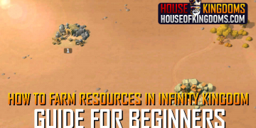 How to Farm Resource In Infinity Kingdom Guide