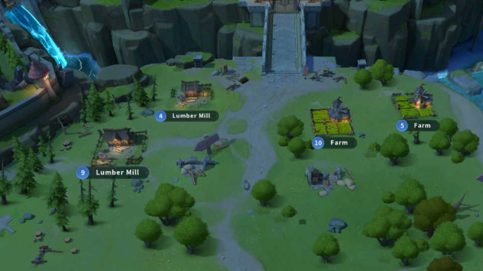 How to Increase City Resource Production Infinity Kingdom Guide