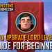 How to Upgrade Lord Level Fast Guide Infinity Kingdom
