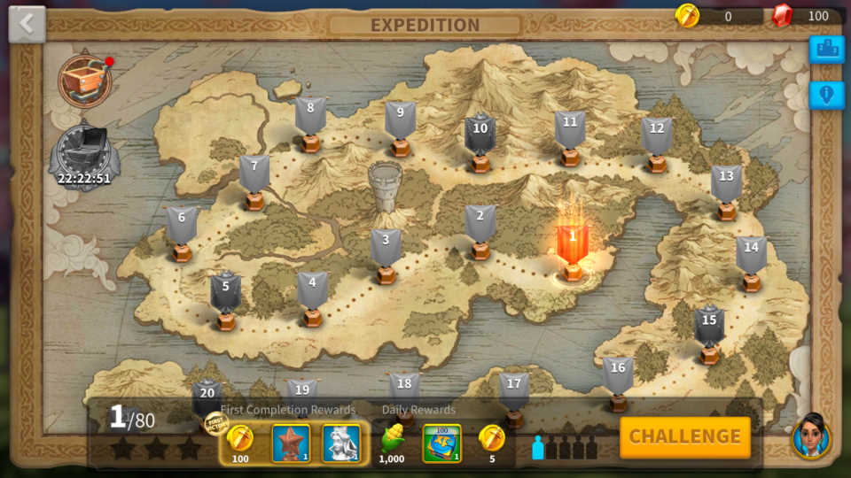 KVK Tips Expedition Mode