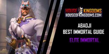 Best Abaoji Immortal Guide Infinity Kingdom
