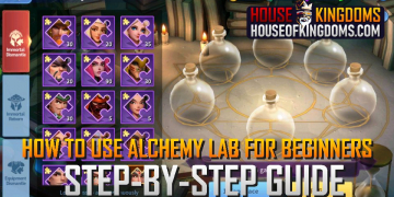 Best Alchemy Lab Infinity Kingdom Guide for Beginners
