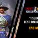 Best Yi Seong-Gye Immortal Guide Infinity Kingdom