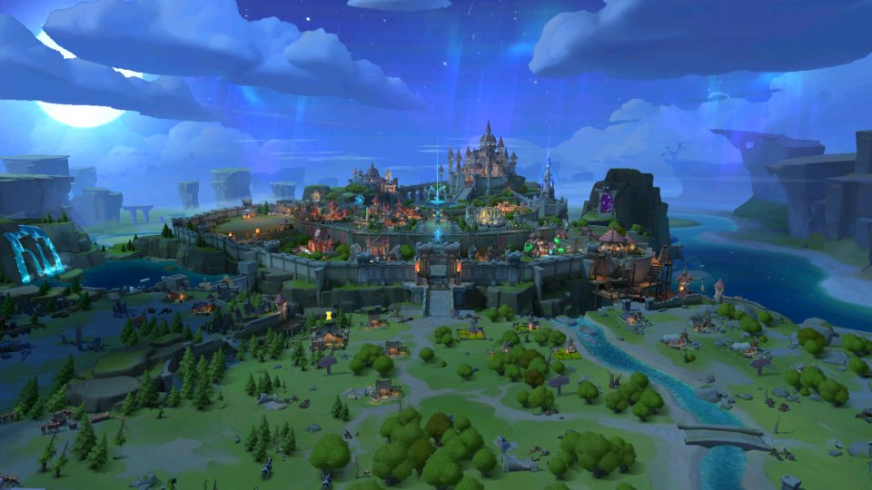 City Developmental Infinity Kingdom Review