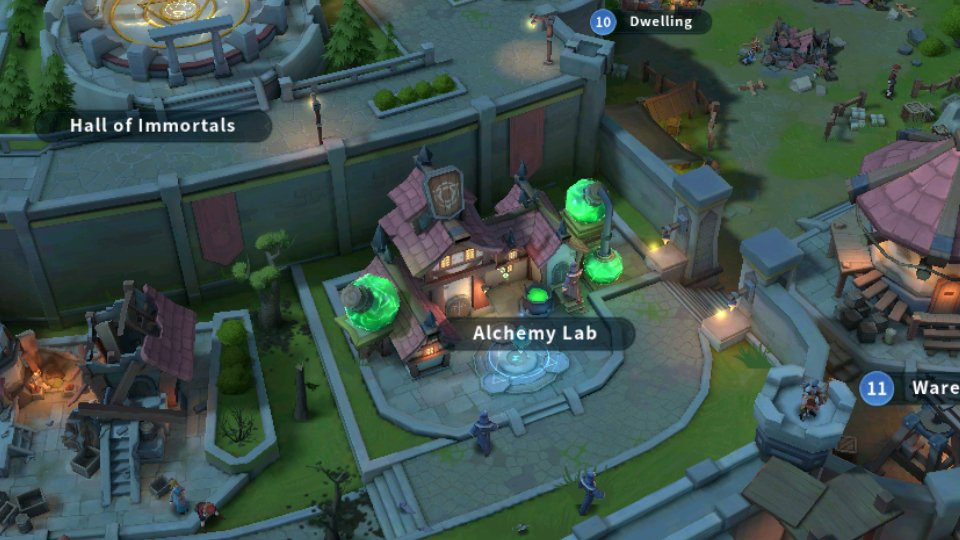 What is an Alchemy Lab Infinity Kingdom Guide